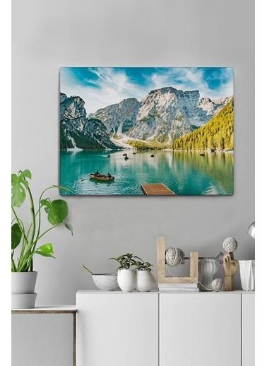 MarkaEv Canvas Doğa Manzara Tablo 0169 Renkli